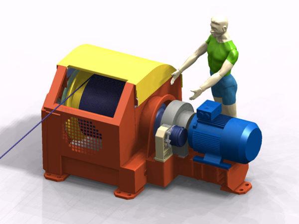 Elektroseilwinde15 9a5d1c827dc0b95fd7a42f2a1ff4d1fa 1 Elektroseilwinden - 6t Zugkraft